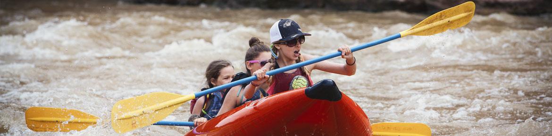 Redriver Adventures - Boats