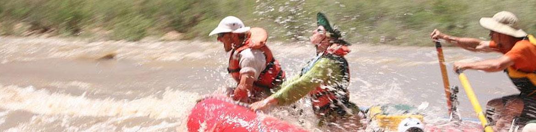 Rafting Desolation Canyon