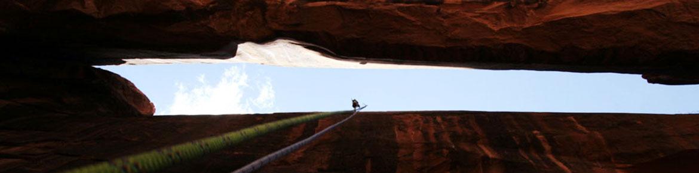 Moab Canyoneering