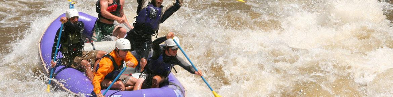 Utah Rafting