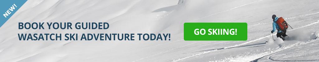 Guided Utah Backcountry Ski Tours