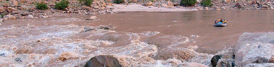 Moab Utah Rafting Cataract Canyon