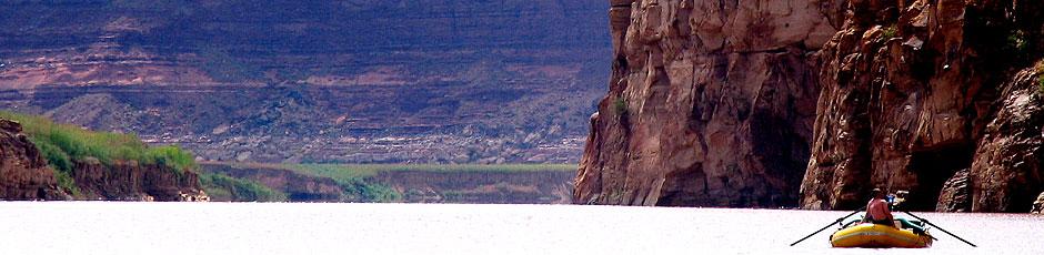 Moab Utah river rafting vacations